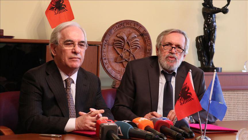 akademia e shkencave te shqiperise dhe kosoves