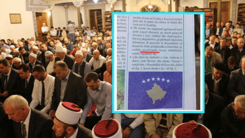 Myslimanët-Kosovë