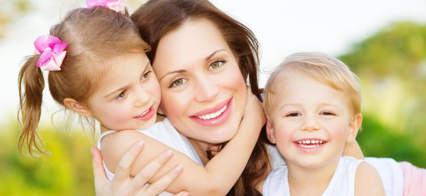 Nëna - Fëmijët