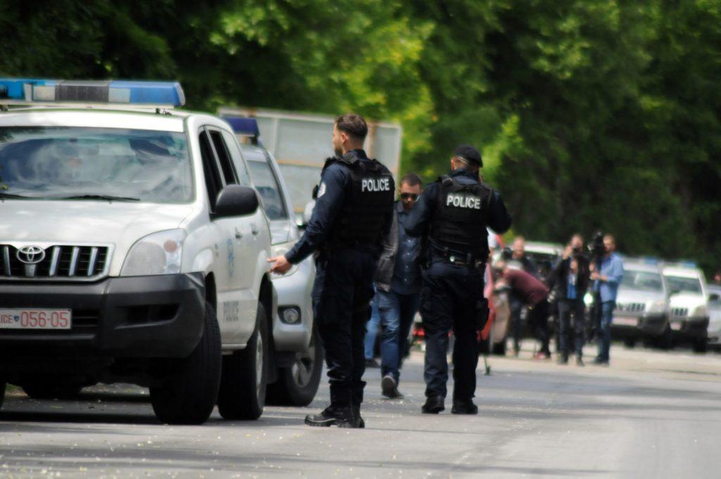 Policia-Prishtinë