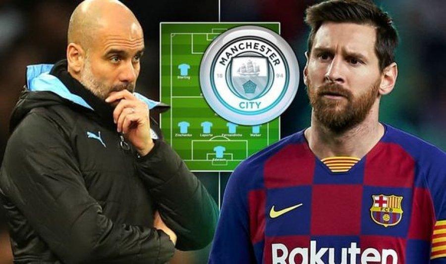 Messi-Guardiola