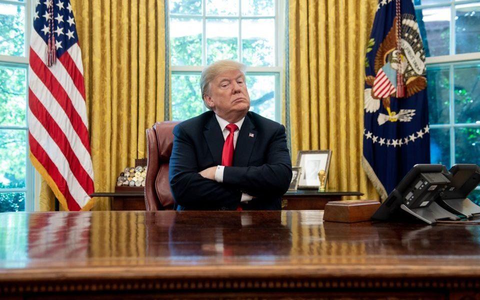 Trump-White House