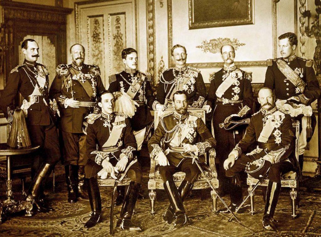 9 mbretër
