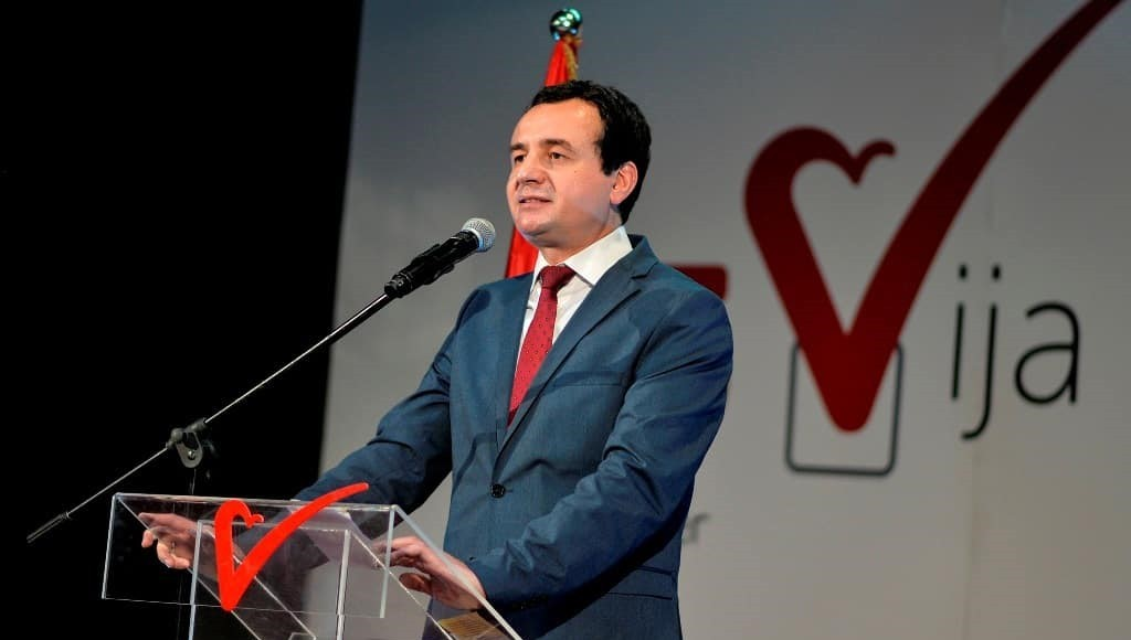 Albin Kurti-Paga