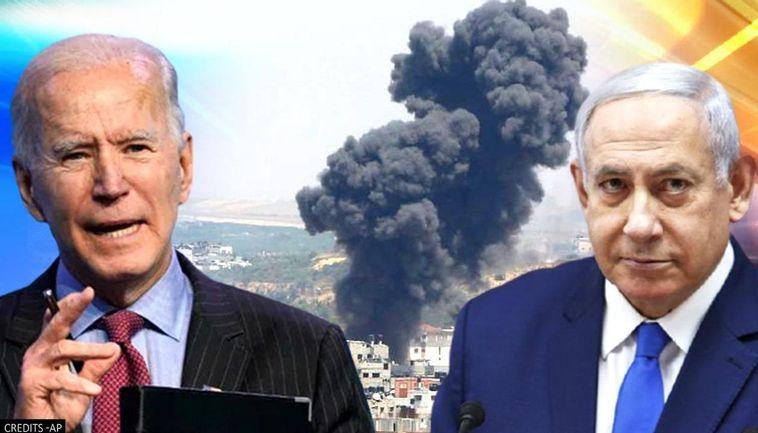 Biden - Netanjahu